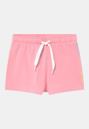 COLOR LOGO UNISEX - Sports shorts - pink