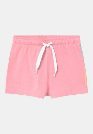 COLOR LOGO UNISEX - Sportovní kraťasy - pink
