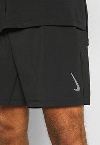 Nike Performance - ACTIVE YOGA - Korte sportsbukser - black/gray - 4
