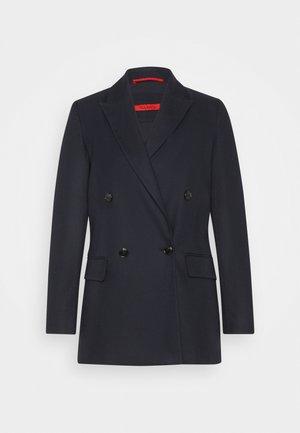 SPESSO - Short coat - navy blue