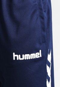 Hummel - CORE - Tracksuit bottoms - marine - 3