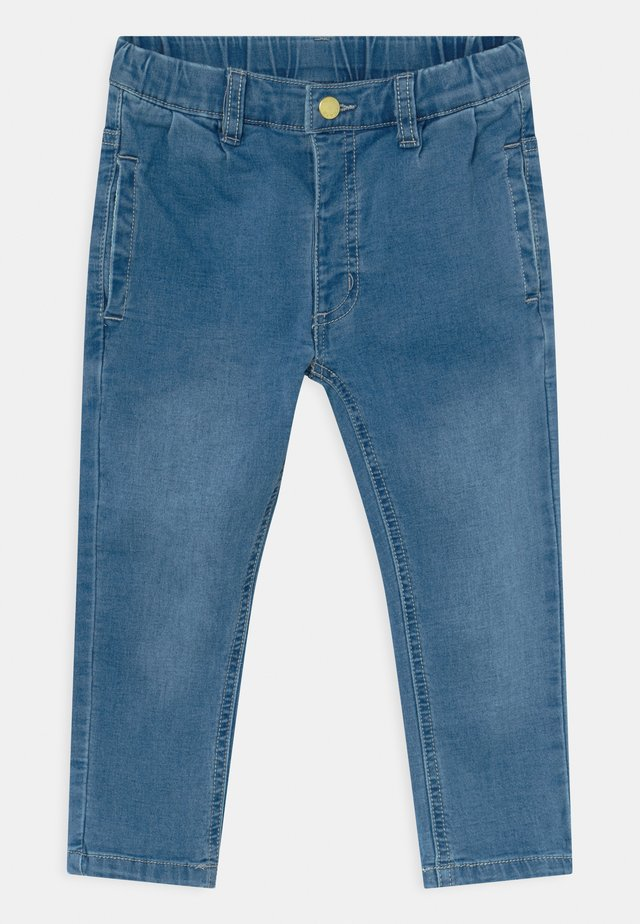 JODIE - Jeans slim fit - light-blue denim