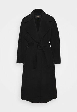 GWENN - Klasický kabát - noir