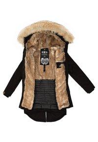 Navahoo - BOMBII - Winter coat - black - 3