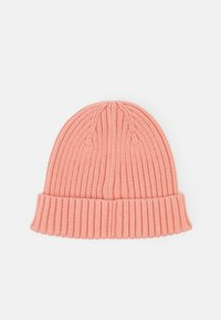 ARKET - LINA BEANIE UNISEX - Čepice - orange light