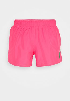 SHORT - Sports shorts - hyper pink/lucky green