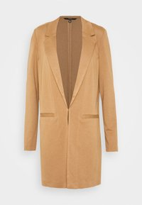 Vero Moda - VMCHLOE LONG BOO - Manteau court - tobacco brown - 4