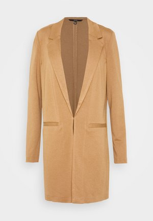 VMCHLOE LONG BOO - Short coat - tobacco brown
