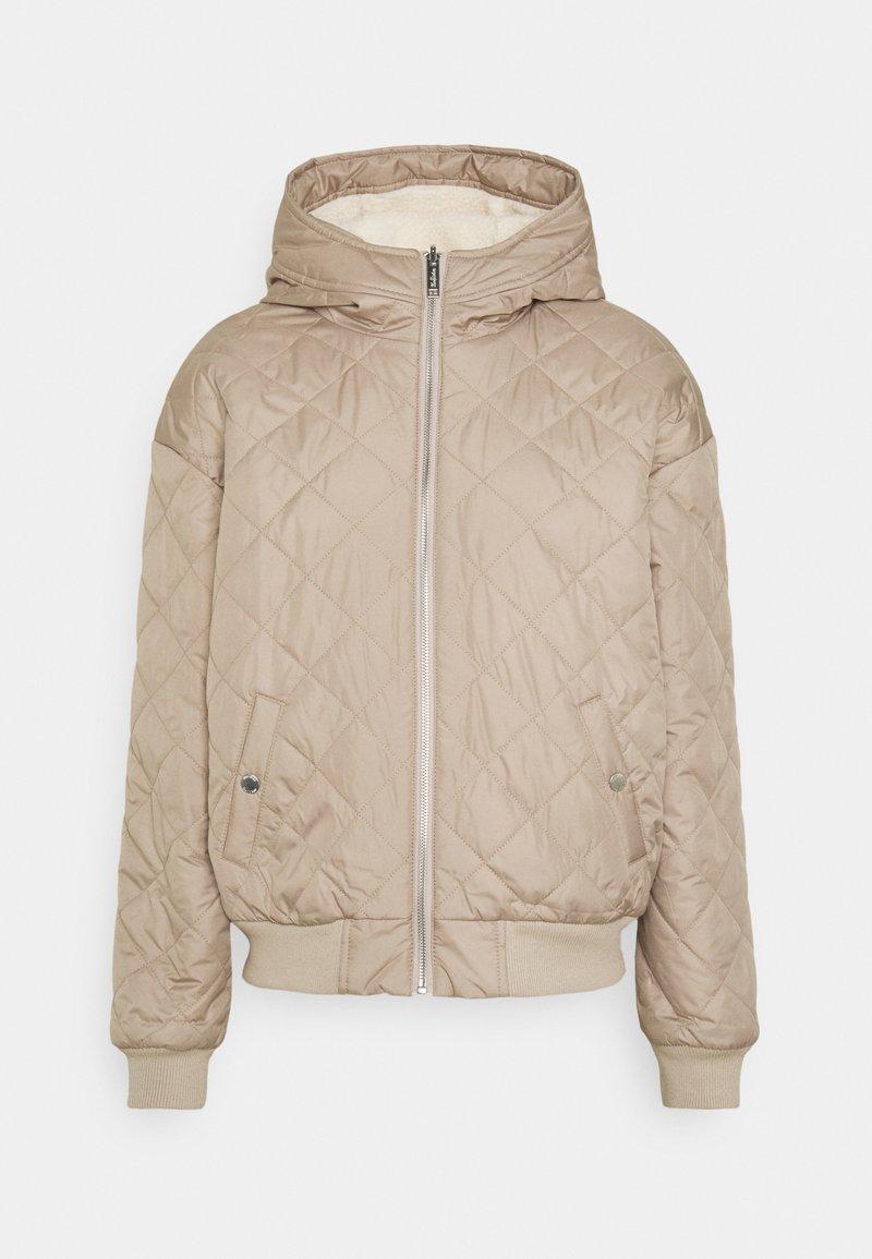 Hollister Co. - REVERSIBLE - Winter jacket - grey