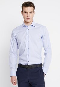 Seidensticker - BUSINESS KENT PATCH EXTRA SLIM FIT - Formal shirt - hellblau - 0