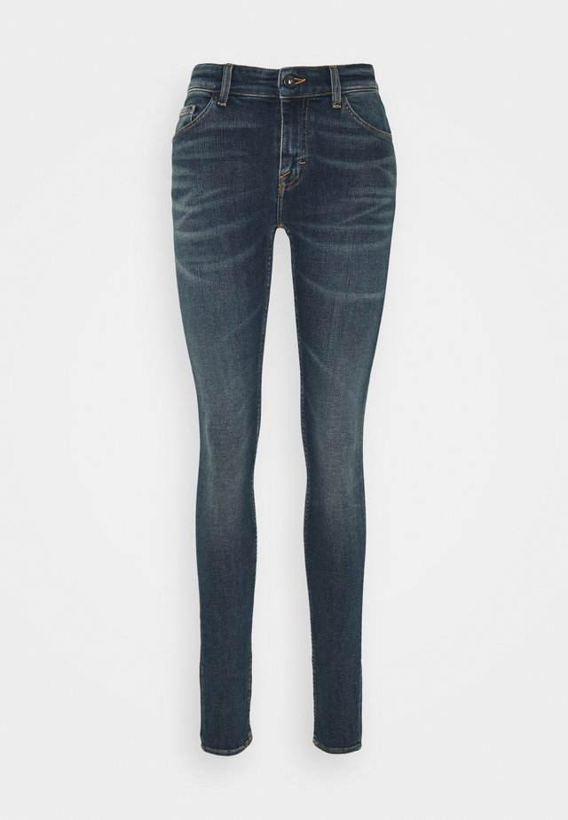 SLIGHT - Jeans Skinny Fit - buoy