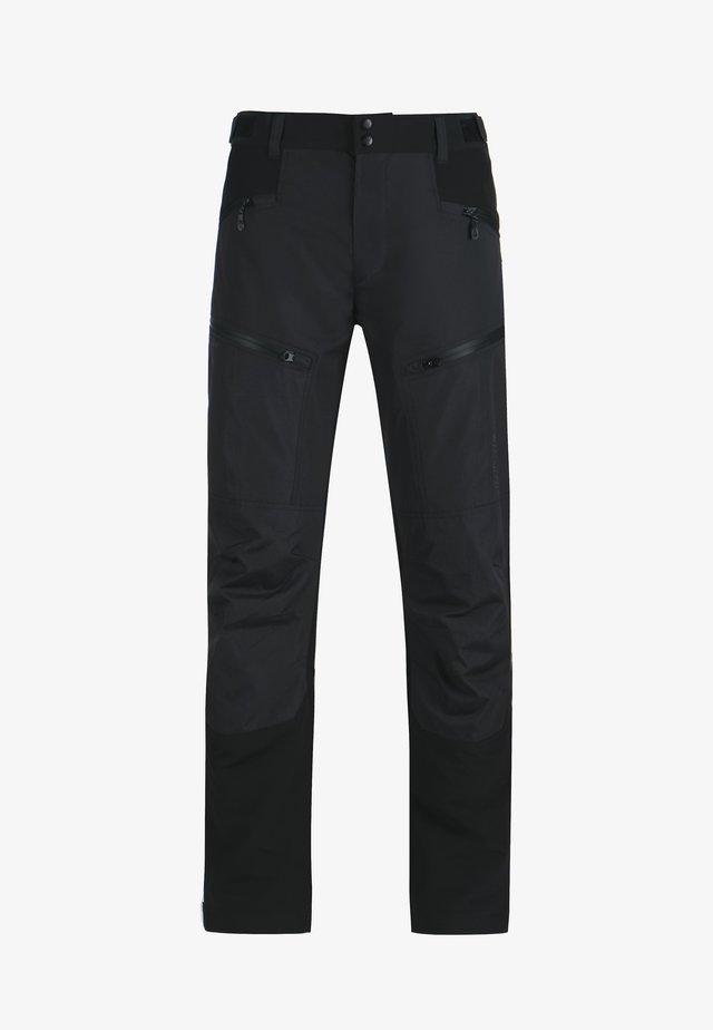 Trousers - 1001 black