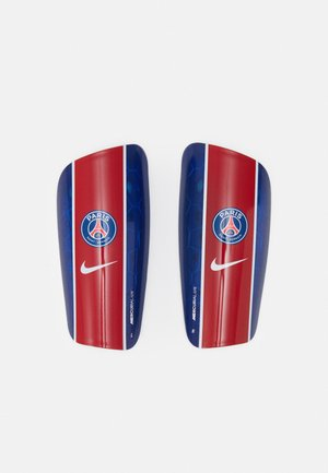 PARIS ST GERMAIN UNISEX - Shin pads - midnight navy/university red/white