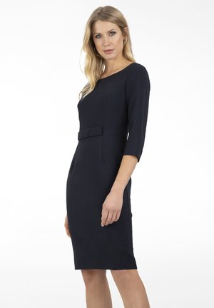 ETUIKLEID - Shift dress - nachtblau