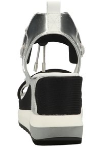 NeroGiardini - Platform sandals - grigio - 2