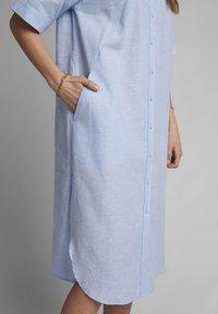 Nümph - Shirt dress - airy blue - 3