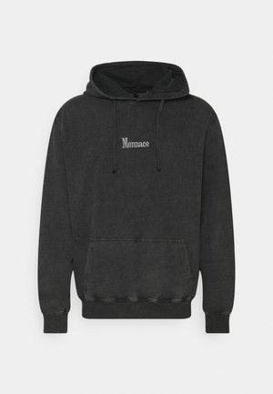 WASHED PRIMARY HOODIE - Sweater - black