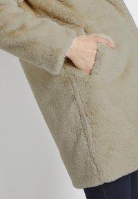 TOM TAILOR - Winter coat - warm sand beige - 4