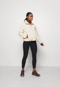 The North Face - CRAGMONT 1/4 SNAP - Fleece jumper - bleached sand - 1