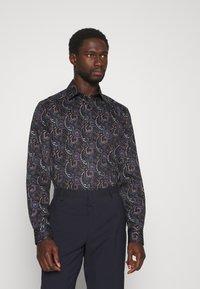 OLYMP Luxor - Luxor - Formal shirt - marine - 0