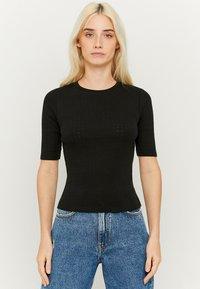 TALLY WEiJL - Print T-shirt - black - 0