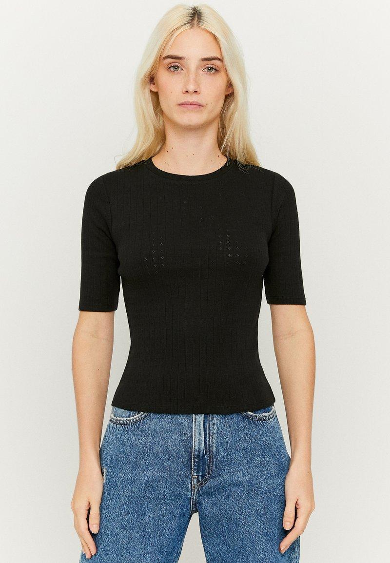 TALLY WEiJL - Print T-shirt - black