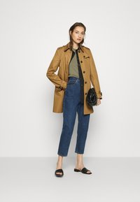 Tommy Hilfiger - SINGLE BREASTED - Trenchcoat - countryside khaki - 1