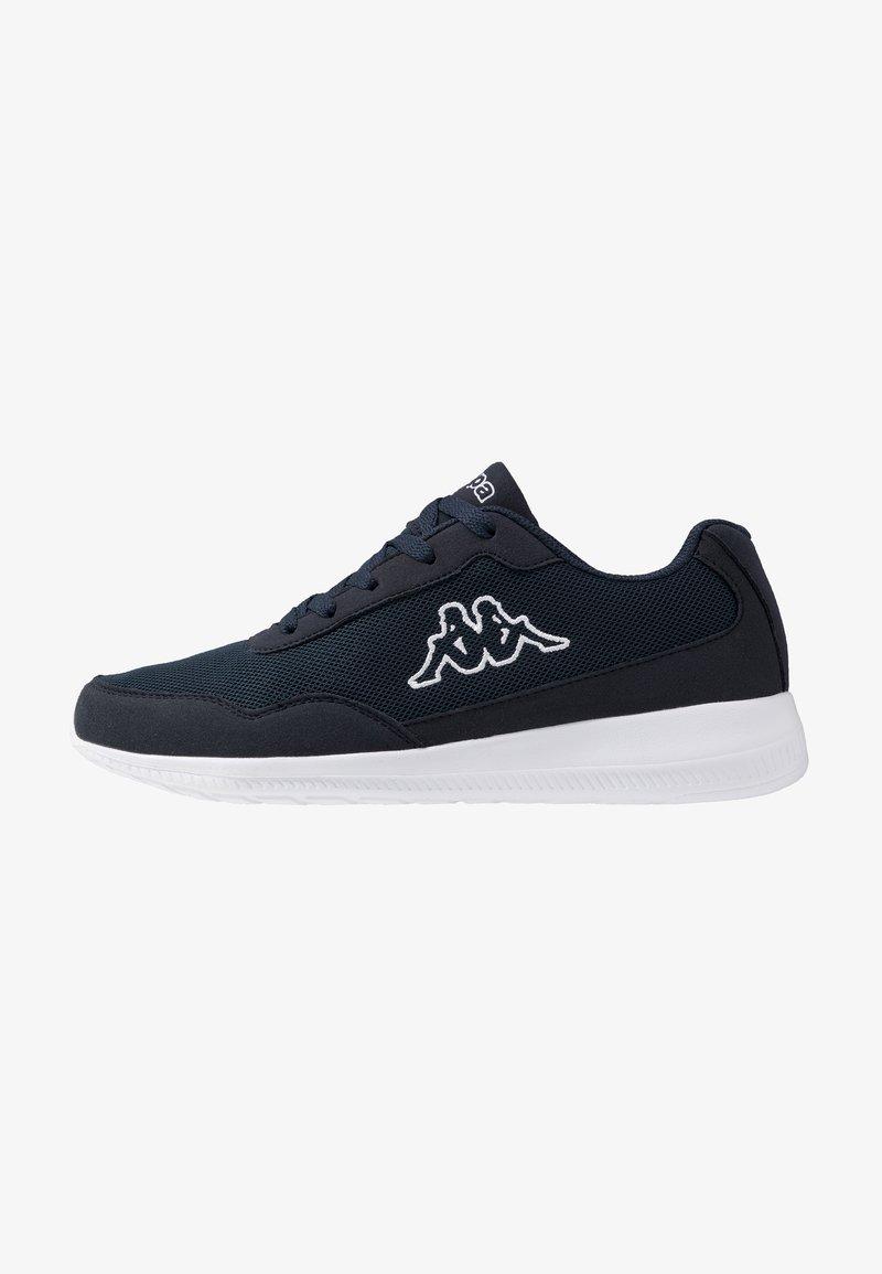 Kappa - FOLLOW - Sports shoes - navy/white