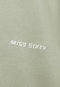 Miss Sixty - Long sleeved top - green grey - 2