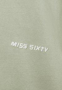 Miss Sixty - Top sdlouhým rukávem - green grey - 2
