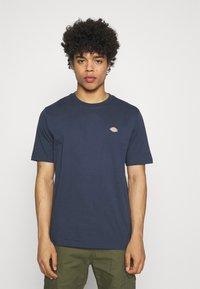 Dickies - MAPLETON - T-shirts basic - navy blue - 0