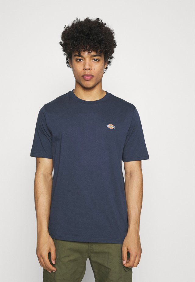 MAPLETON - T-shirt basic - navy blue