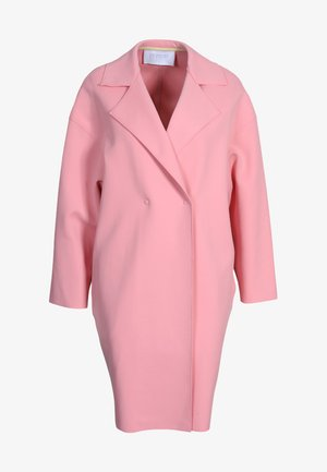 Classic coat - pink flamingo