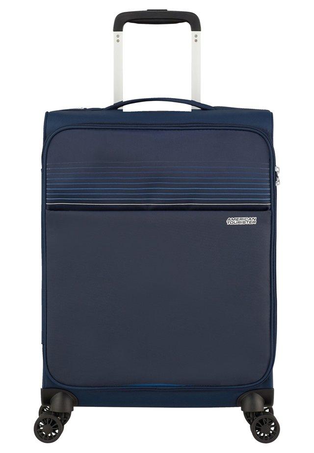 LITE RAY  - Wheeled suitcase - midnight navy
