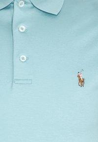 Polo Ralph Lauren - SLIM FIT SOFT - Polotričko - french turquoise - 6