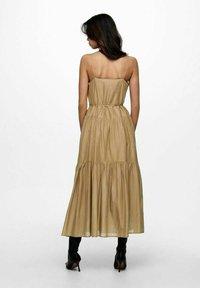 ONLY - ONLVIVI DRESS - Maxi dress - elmwood - 2