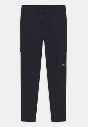 JJIGORDON CLASSIC JR - Träningsbyxor - navy blazer