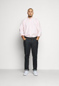 Polo Ralph Lauren Big & Tall - OXFORD - Camicia - pink/white - 1