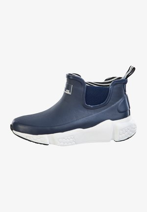HAUGLAND - Ankle boots -  navy