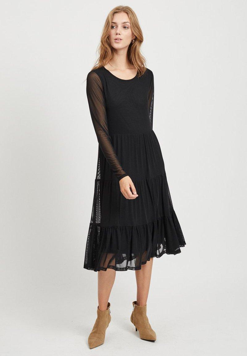 Vila - Hverdagskjoler - black