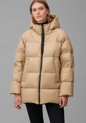 PUFFER JACKET - Piumino - soaked sand