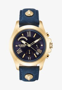 Versus Versace - LION EXTENSION - Chronograph - gold-coloured/blue - 1