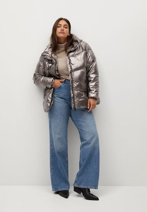 FOIL - Winter jacket - kupfer