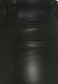 Pinko - SUSAN TROUSERS - Kalhoty - black - 2