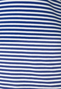 ONLY Carmakoma - CARTINE  - Long sleeved top - blue/white - 6