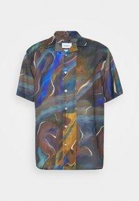 MAHA CUBA - Shirt - brown