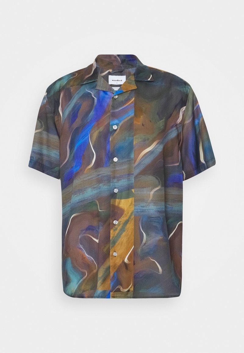 Woodbird - MAHA CUBA - Shirt - brown