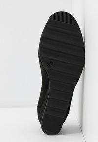 Jana - Wedges - black - 6
