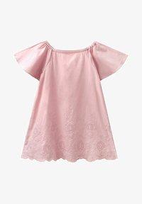 Dadati - Korte jurk - pink - 0