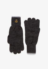 Refrigiwear - MICHIGAN - Gloves - dark anthracite - 0